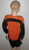 "14 x Legea-Trikot-Sets - ""Oviedo""  orange / schwarz"
