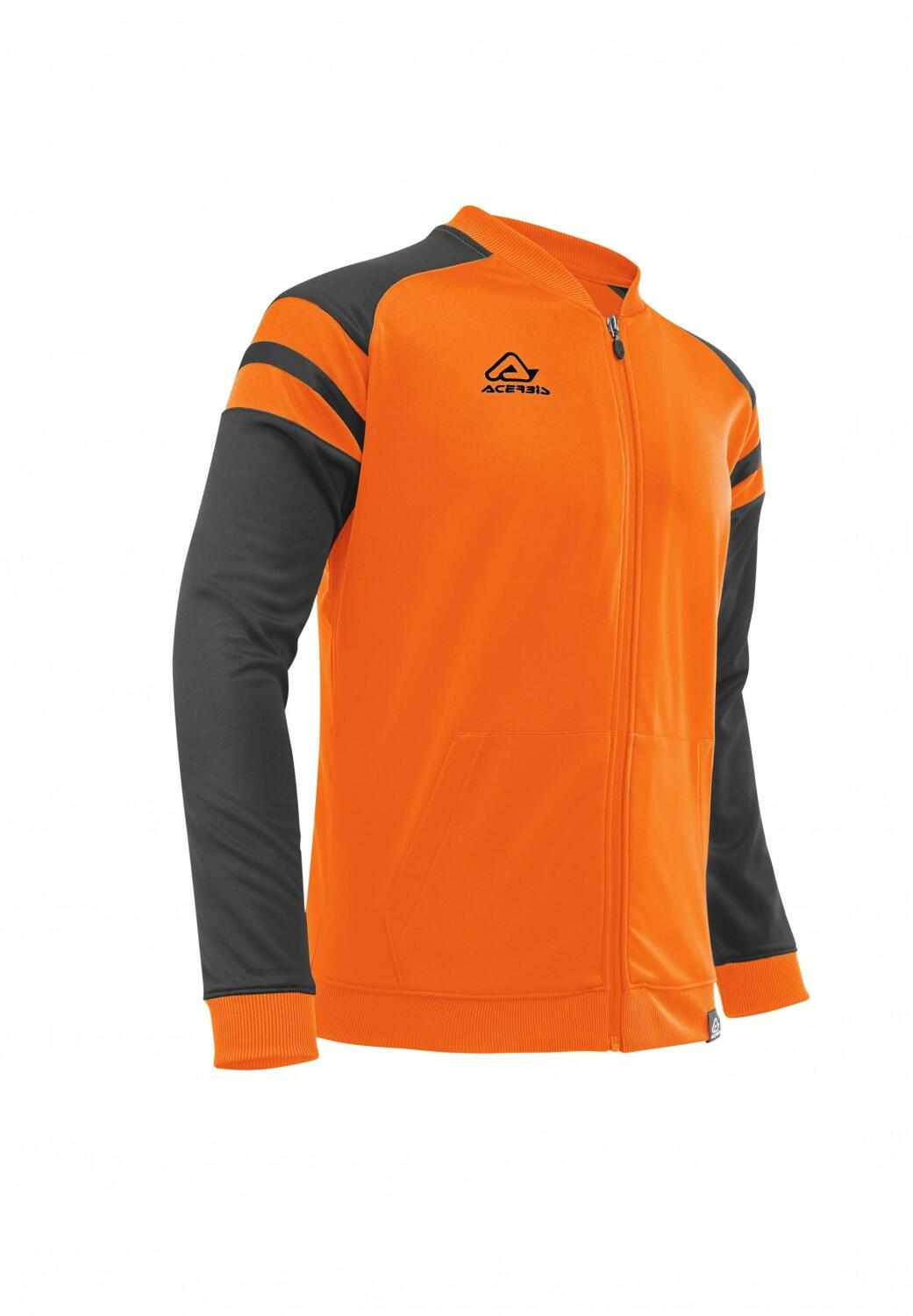Trainingsjacke  KEMARI  v. ACERBIS  orange - schwarz , 5XS-4XL