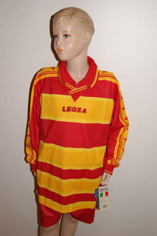 STOCCOLMA Trikot-Set v. LEGEA