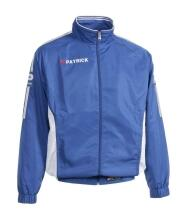 Trainingsjacke Microfiber - CLUB 101 - royalblau /weiß