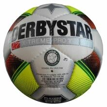 DERBYSTAR Trainings-Fußball X-Treme Pro TT - weiß / gelb / orange Gr. 5