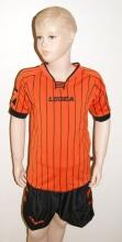 14 x Legea-Trikot-Sets - ZANTE  schwarz / orange