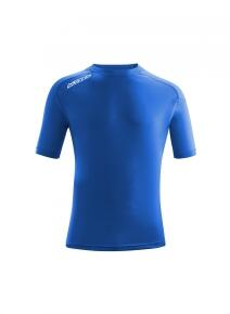 Kurzarm-Trainings-Shirt  ATLANTIS  v. ACERBIS , royalblau
