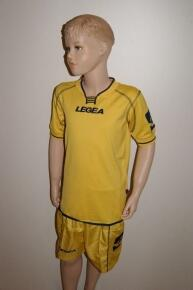 "Legea-Trikot-Set - "" NEW ZURIGO ""  gelb"