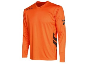 Fussball-Langarm-Trikot - Sprox 105 - orange