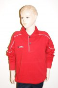 "Sweater ""WALES"" von LEGEA rot"