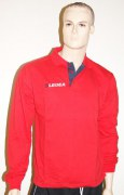 Sweatshirt Langarm  OCCIDENTE  v. LEGEA , rot