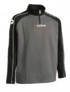 Trainingspullover Granada 101 schwarz / grau