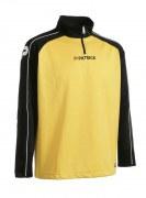 Trainingspullover Granada 101 schwarz / gelb