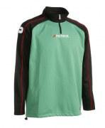 Trainingspullover Granada 101 schwarz / grün