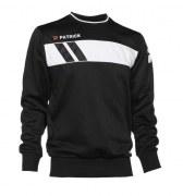 "Trainingssweater Impact 125 v.""PATRICK"" schwarz"