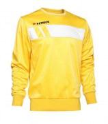 "Trainingssweater Impact 125 v.""PATRICK"" gelb"