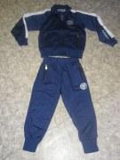 Kinder-Trainingsanzug blau PIECE v.LEGEA