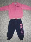 Baby-Trainingsanzug PIRULLO lila v.LEGEA