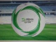 10 x ALPAS  Light-Fußball  Gr. 5 ,290 gr. im Ballsack