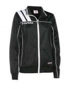 Frauen-Trainingsjacke VICTORA 125 schwarz / wei0