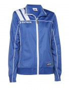 Frauen-Trainingsjacke VICTORA 125 royalblau / weiß
