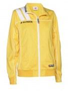 Frauen-Trainingsjacke VICTORA 125  gelb / weiß