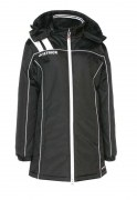 Frauen-Mantel VICTORA 135  schwarz  / weiß