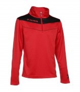 "Trainingssweater POWER 130  v.""PATRICK""  rot /schwarz"